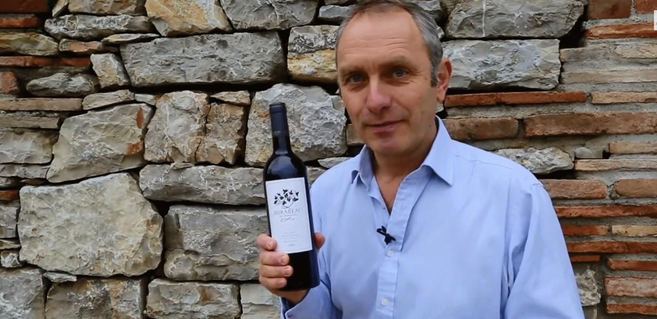 Открыть бутылку вина без штопора (видео)