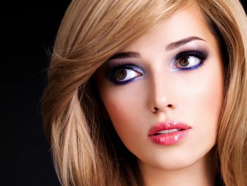 Красивые и привлекательные на фотографиях