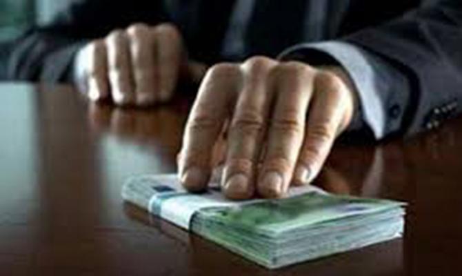 Украина и Россия поделили одно место в мировом рейтинге коррупции