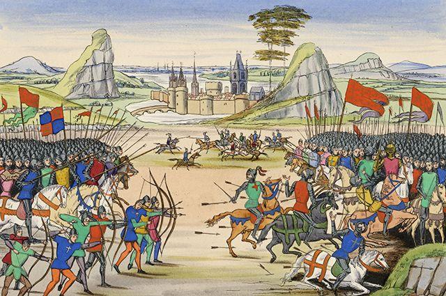 Ловушка Черного Принца. Как король Иоанн Добрый проиграл Францию лучникам. Сколько длилась Столетняя война? (2 статьи)