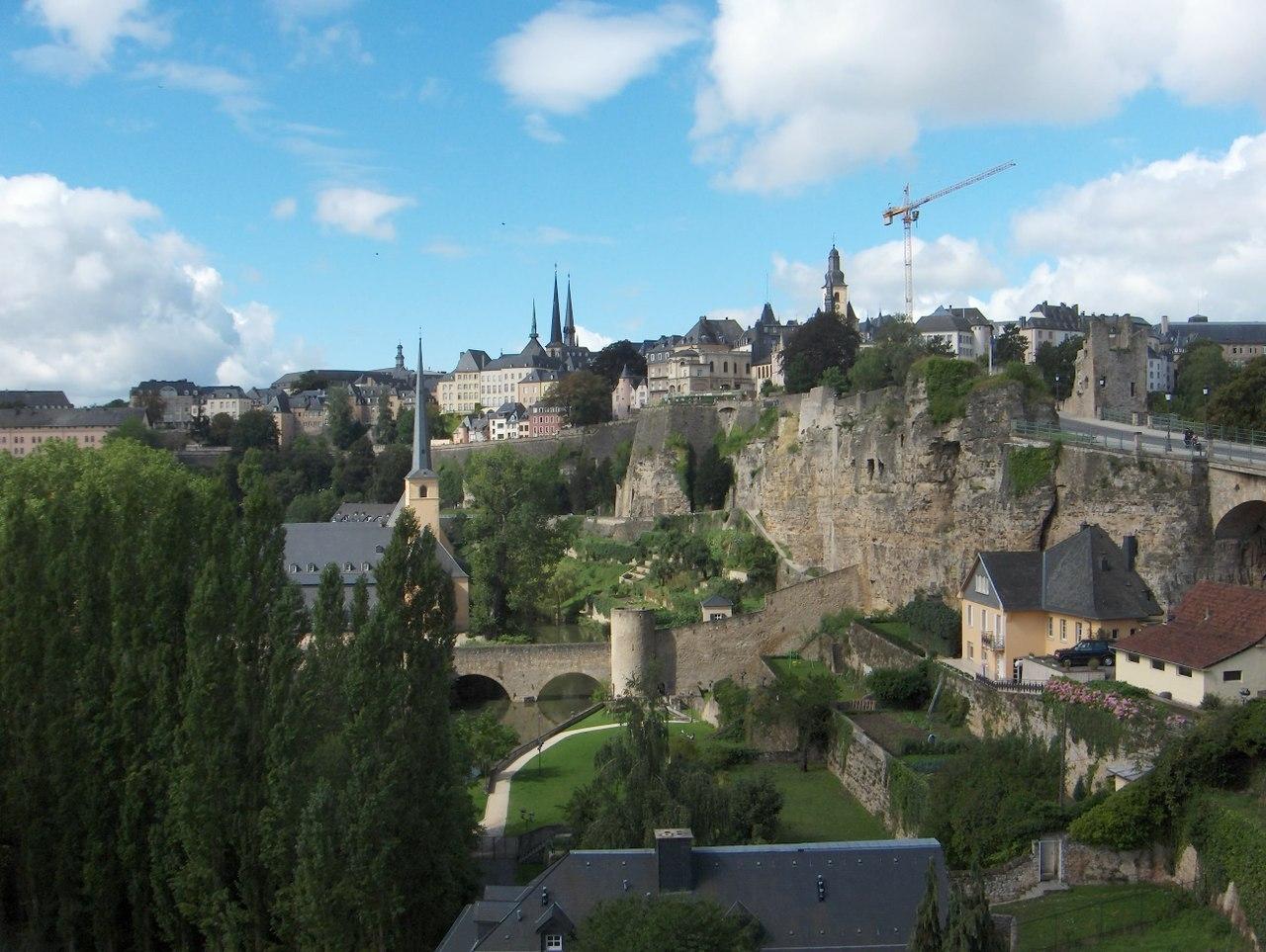 Городок Люксембург