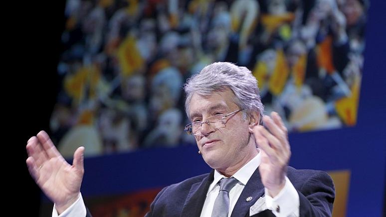 Ющенко: У России нет исторического права на Крым – он вернется на Украину