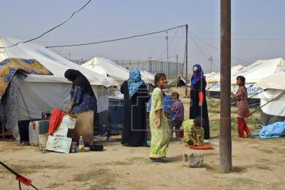 YIHADISTAS IRAK - La ONU ayu…