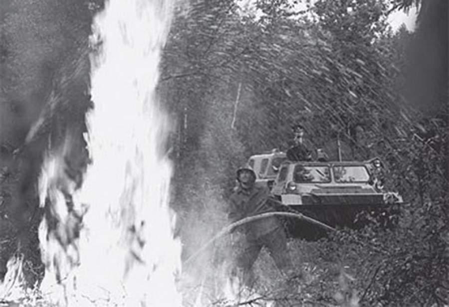 Эта страна в огне: Почему в СССР тушили лесные пожары