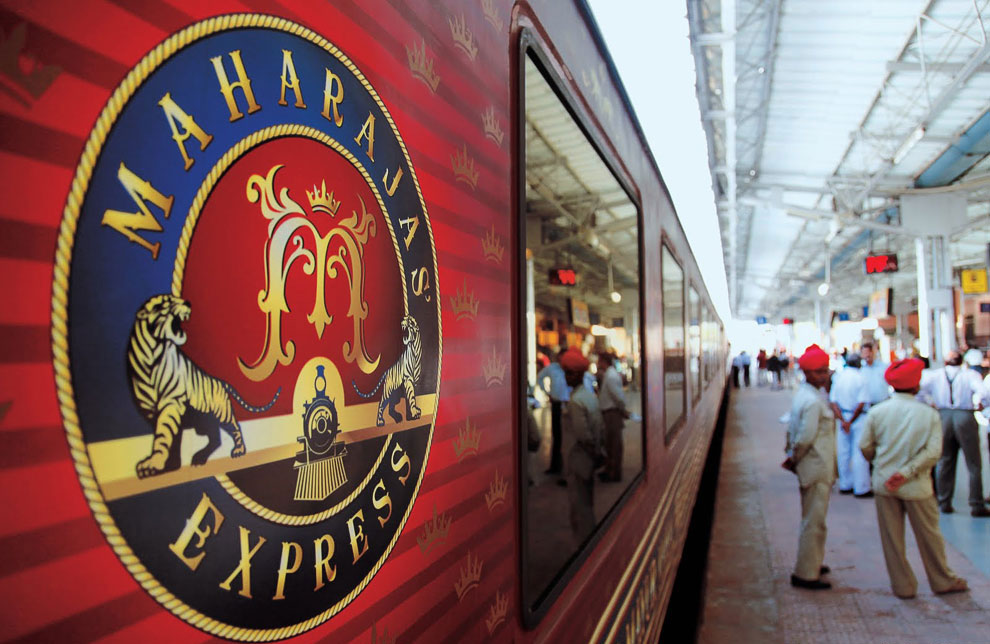 MAHARAJAS' EXPRESS (ИНДИЯ)