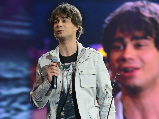 Звезда Евровидения-2009 Александр Рыбак вновь приедет на конкурс от Норвегии