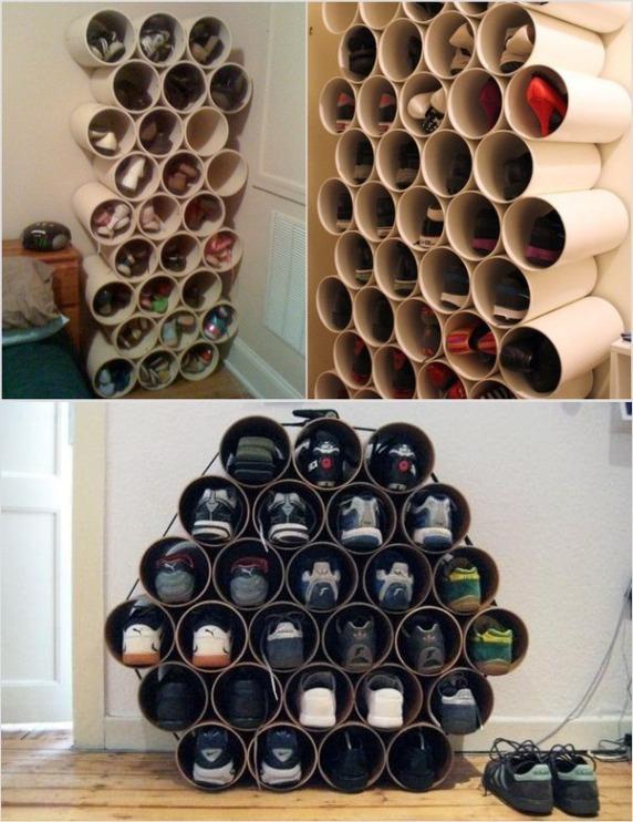 Поделки из пластиковых труб на все случаи жизни