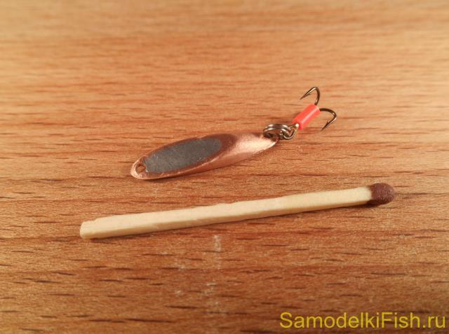 изготовит приманка для рыбалки