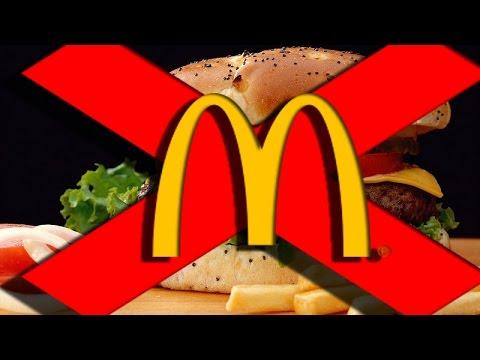 Хватит сопли жевать, закройте McDonald's для начала
