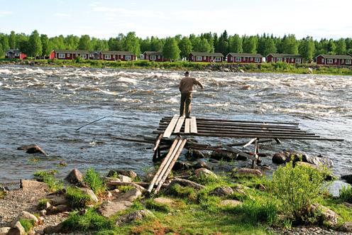 рыбалка в финляндии из минска