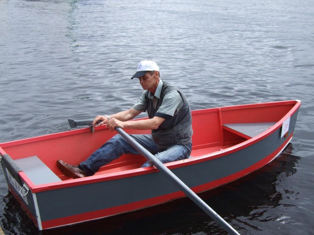 килевые лодки из дерева