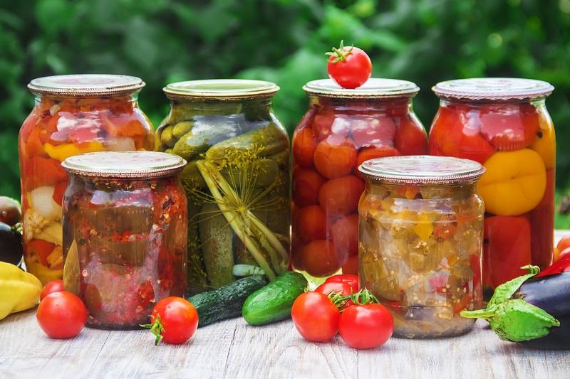 как приготовить маринад для овощей