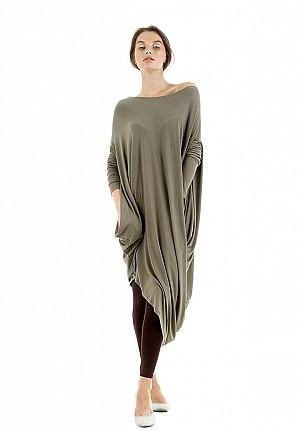 Оригинальное платье или туника. Выкройка