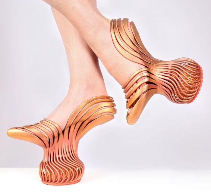 Будущее мира моды — самые удобные туфли на каблуках в мире