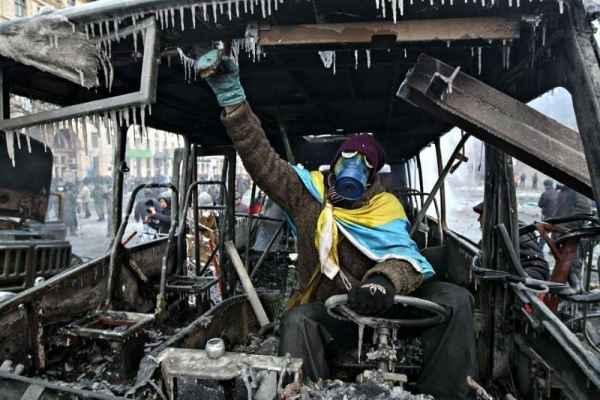 Вашингтонский обком принуждает Европу признать Украину своей неотъемлемой частью