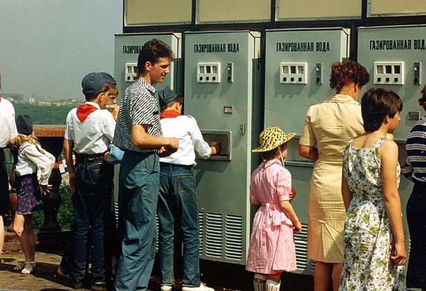 Почему советскую газировку считали лучшей?