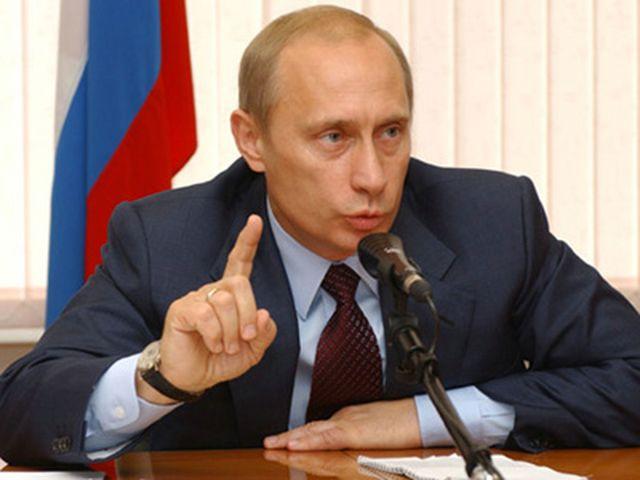 Владимир Путин обратился к ополчению Западного Донбасса и Киеву. Полный текст