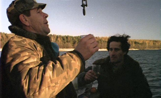 режиссер охота национальной рыбалка