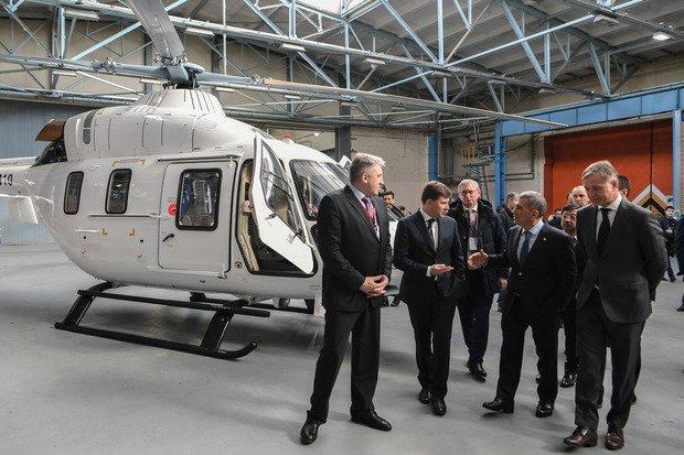 Перспективы Казанского вертолетного завода