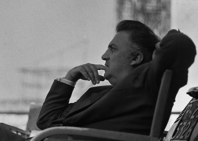 20 января знаменитому итальянскому режиссеру Федерико Феллини  исполнилось бы 95 лет