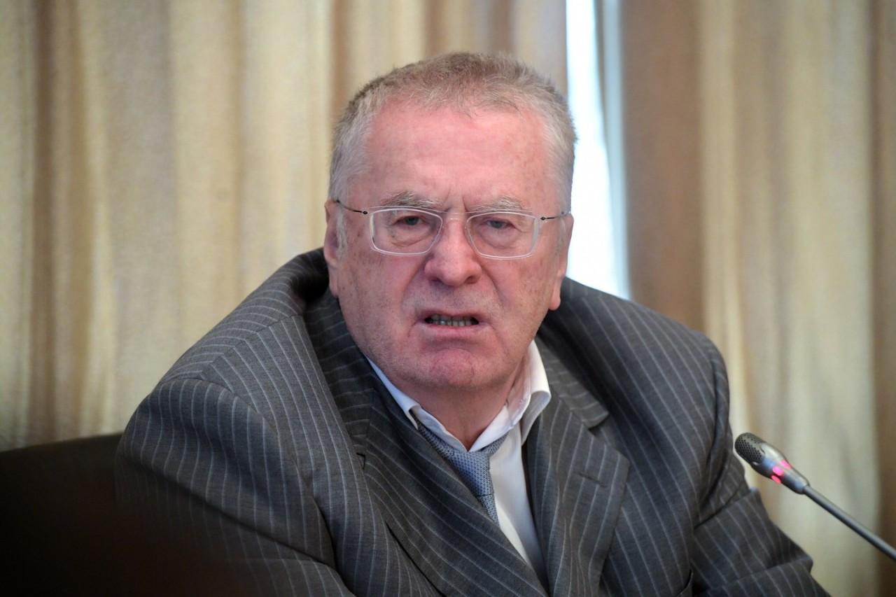 """Жириновский заявил, что """"Ирония судьбы"""" воспитывает культ пьянства"""