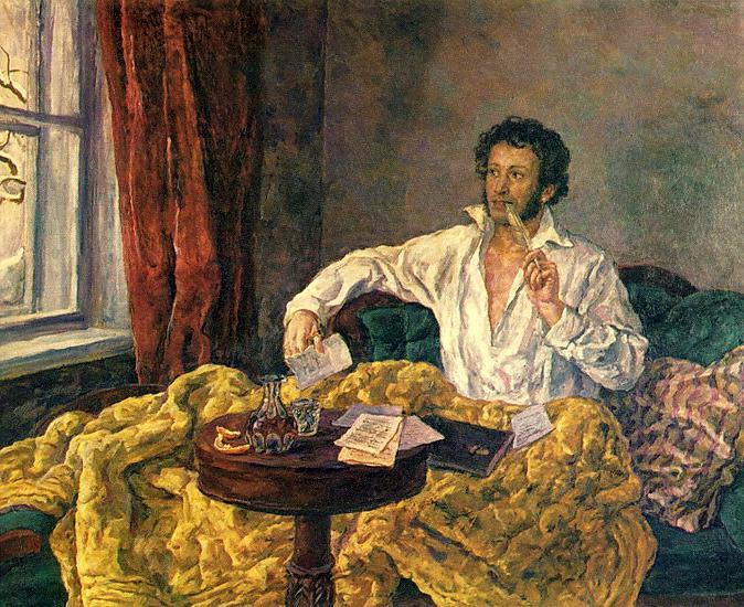 """""""Я помню чудное мгновенье…"""": Тайная любовь Пушкина"""
