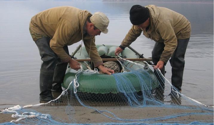 Нищие российские браконьеры или для чего вся эта показуха