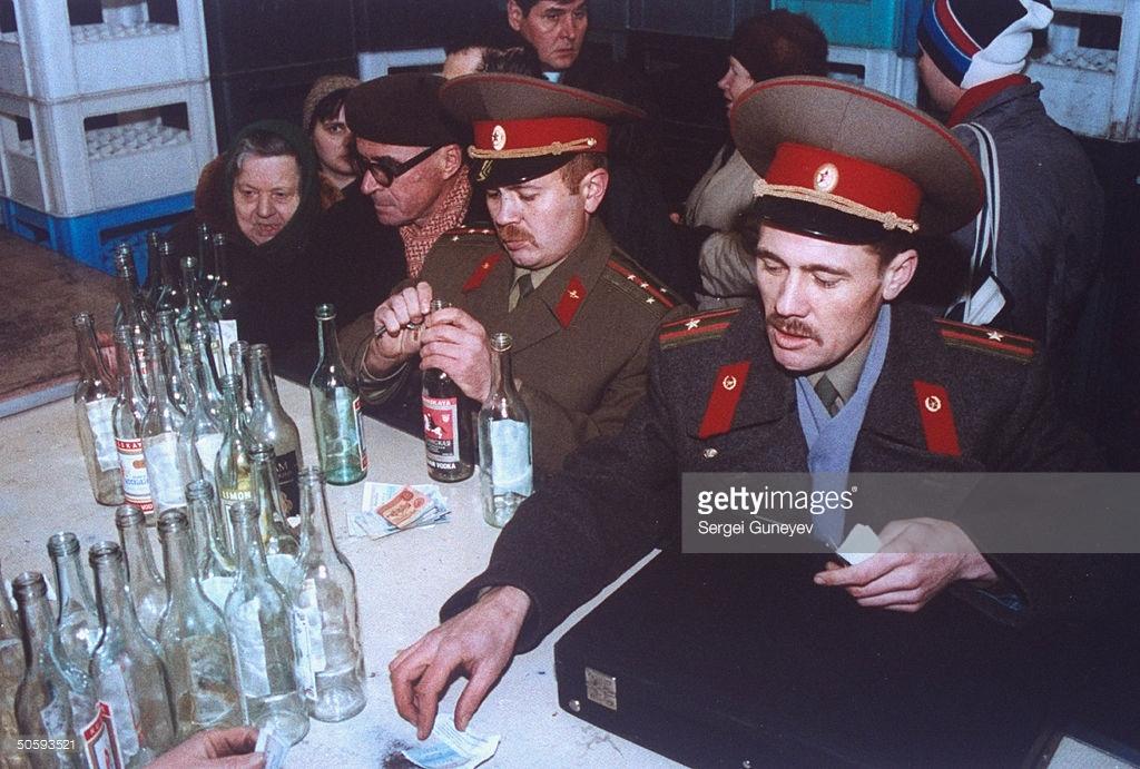 СССР — страна бытовых алкоголиков (частное мнение автора статьи)