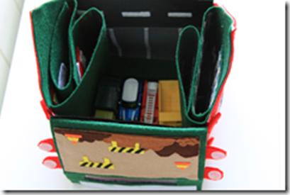 Как сделать игрушечный чемодан 90