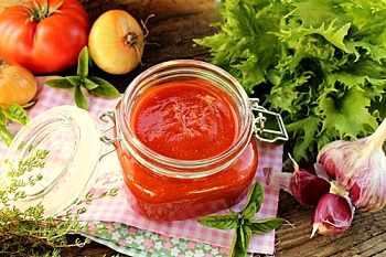 Соус Маринара из запеченных помидоров