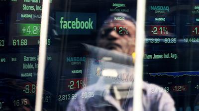 Акции Facebook не оправдали ожиданий