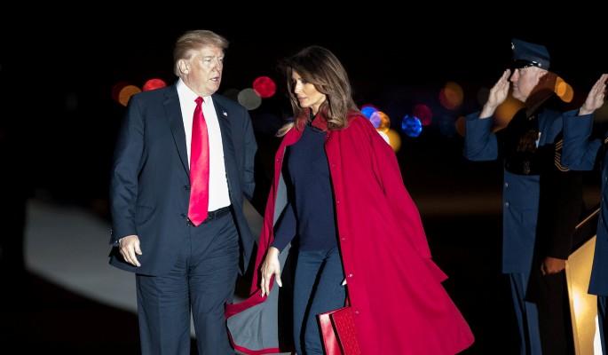 Меланья Трамп подражает в од…