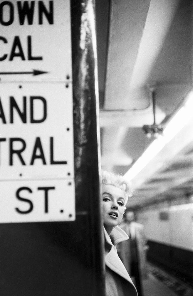 marilyn21 Редкие фото Мэрилин Монро в Нью Йорке