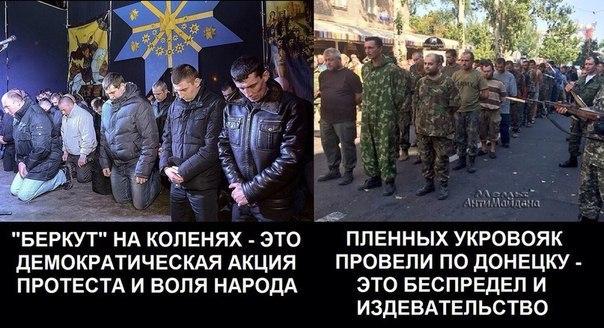 В чём был смысл Парада в Донецке?
