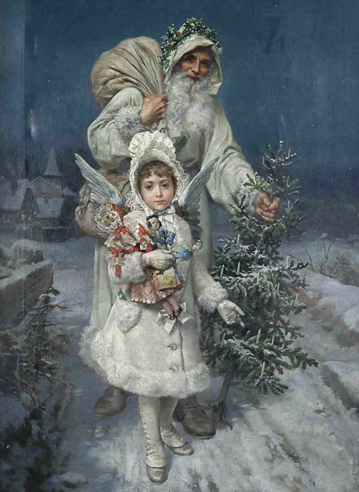 Рождественский романс