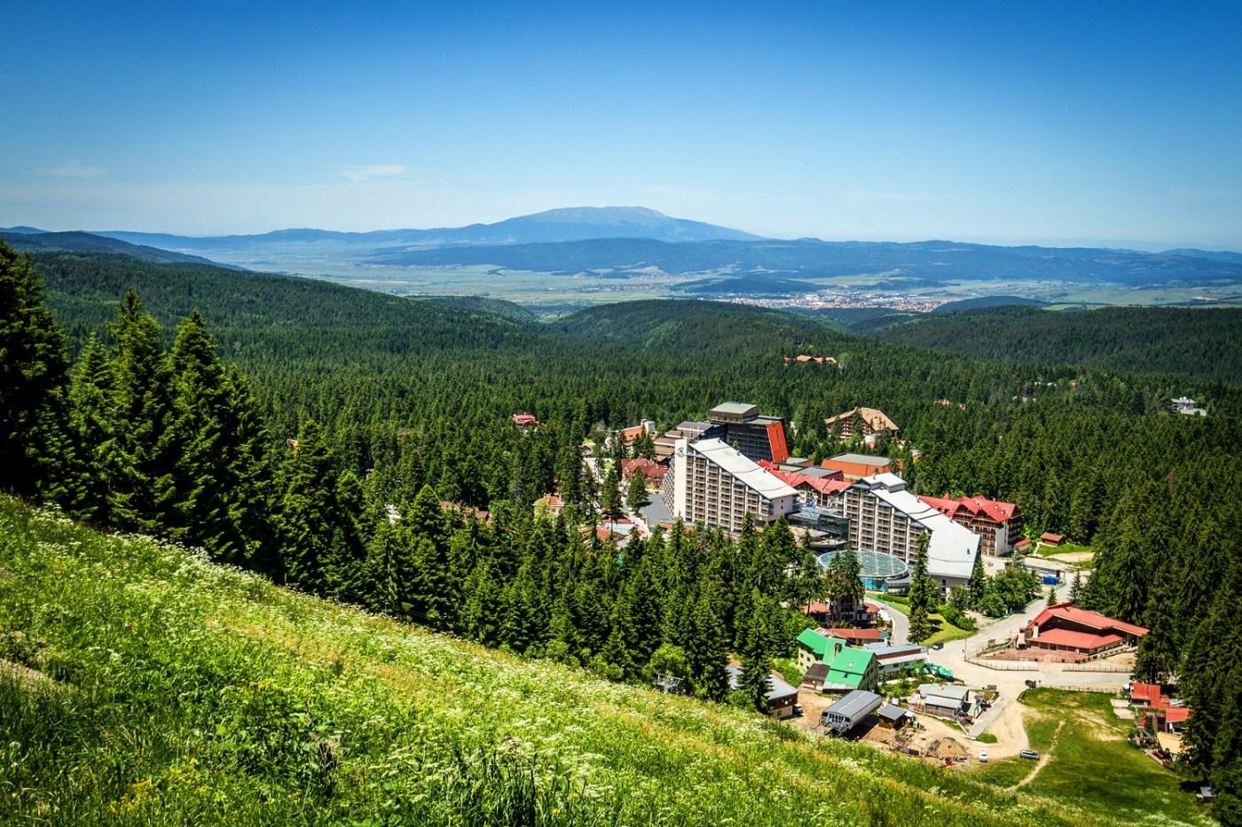 Боровец – горный курорт в Болгарии