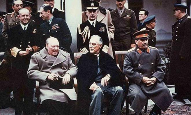 Тайный план Рузвельта