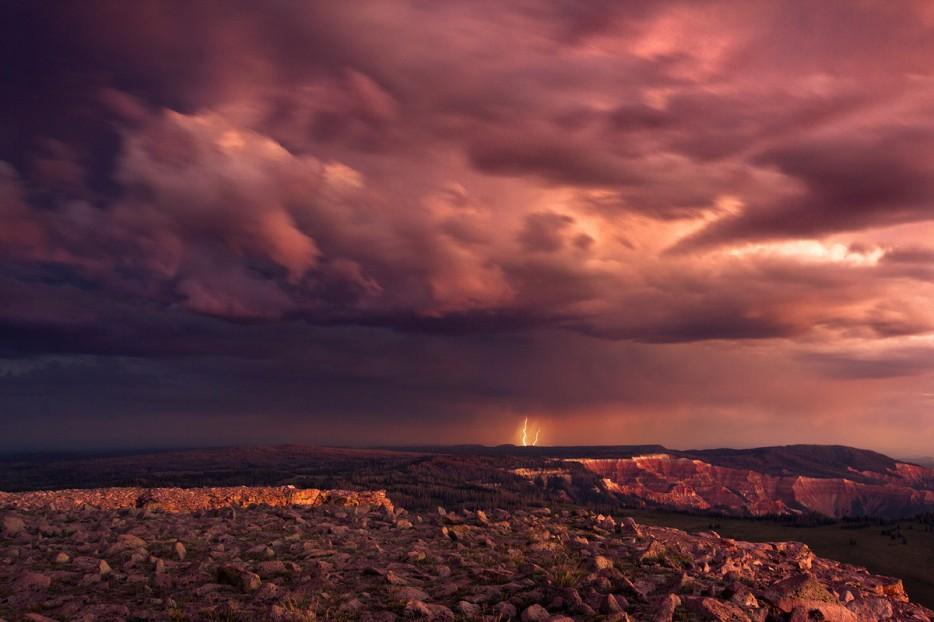 Thunderstorms13 35 belas fotos que demonstram o poder ea beleza dos elementos