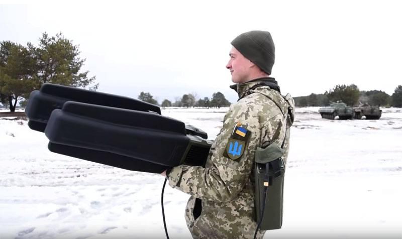 """В ВСУ испытали """"глушитель дронов"""""""