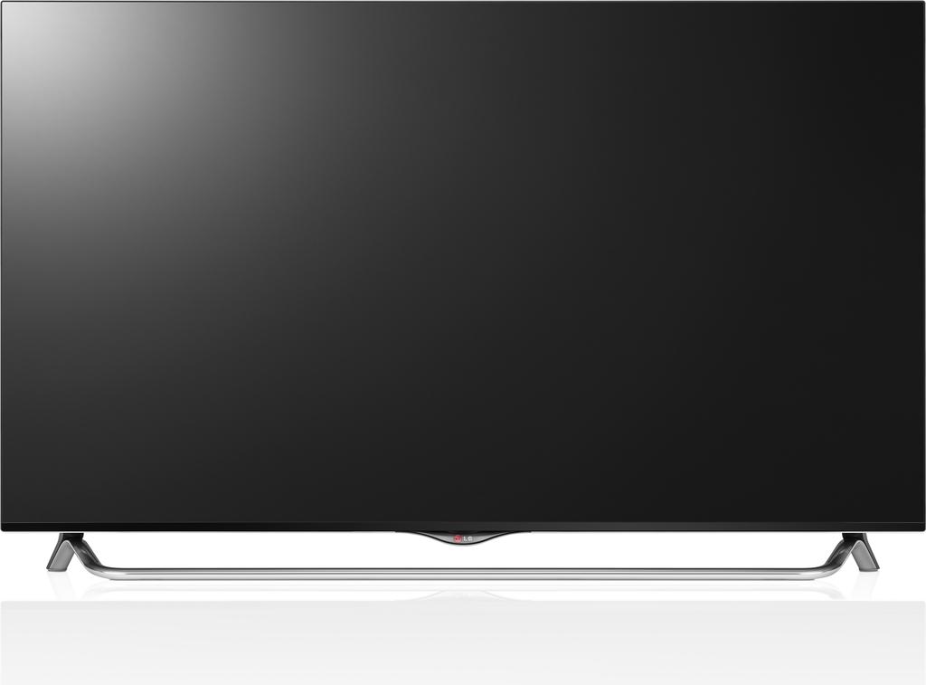 Торжество технологий 4K 3D LED-телевизор LG 49UB850V