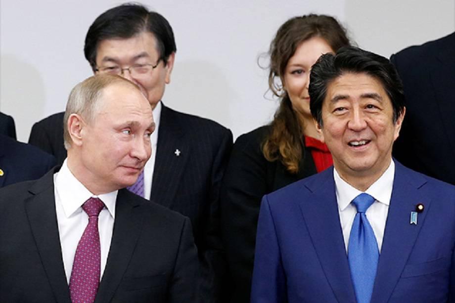 Курильский вопрос: Япония го…