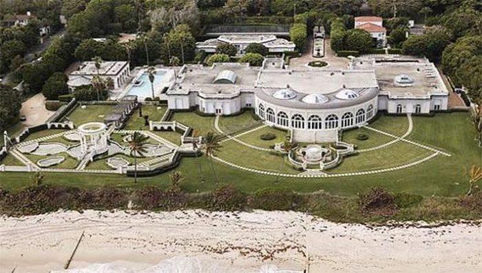 Самые большие частные владения