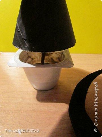Мастер-класс Новый год МК кофейной елочки = или НОВЫЙ ГОД К НАМ МЧИТСЯ  Кофе фото 15