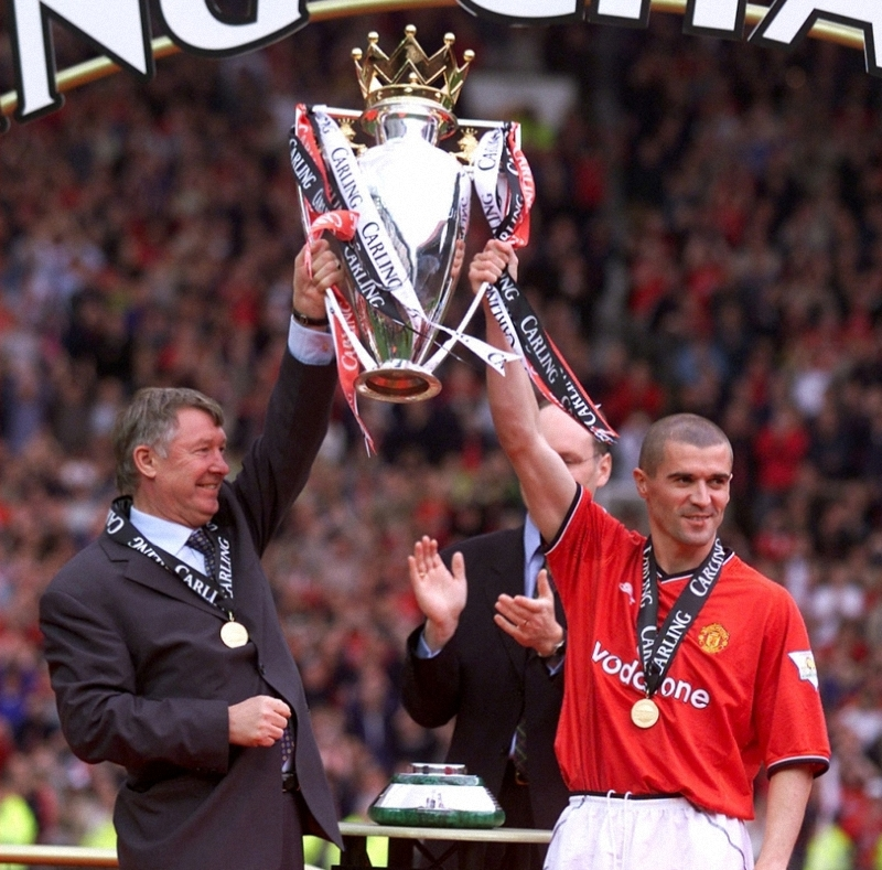 051 Алекс Фергюсон: Самый титулованный тренер Манчестер Юнайтед