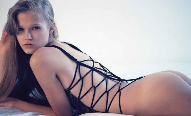 15 пошлых снимков русской модели: Вита Сидоркина