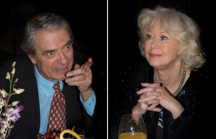 «Мы долгое эхо друг друга»: Светлана Немоляева и Александр Лазарев