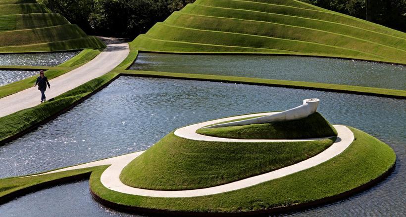 Image result for Грандиозный Сад коÑмичеÑких размышлений, подобного которому нет на вÑем Ñвете