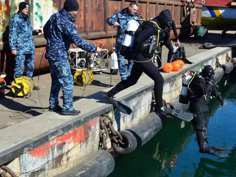 О силах НАТО в Чёрном море и о вероятной провокации ВМС Украины близ Крыма