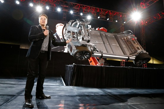 Tesla Aims to Leapfrog Rivals