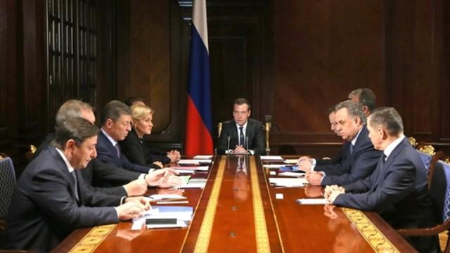 Медведев: на благоустройство дворов выделено 20 млрд
